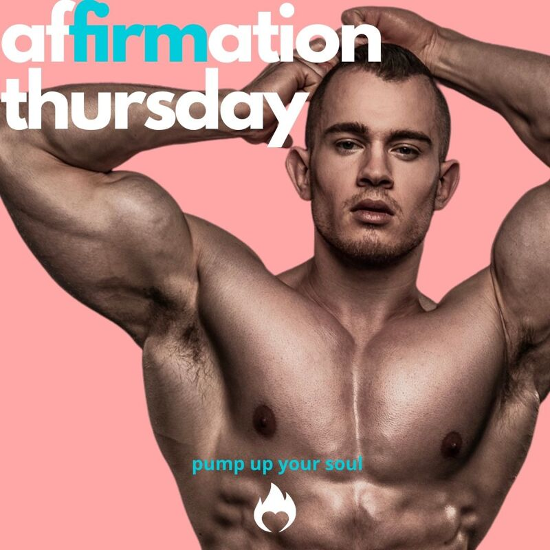 afFIRMation Thursday with Byron Fulkerth
