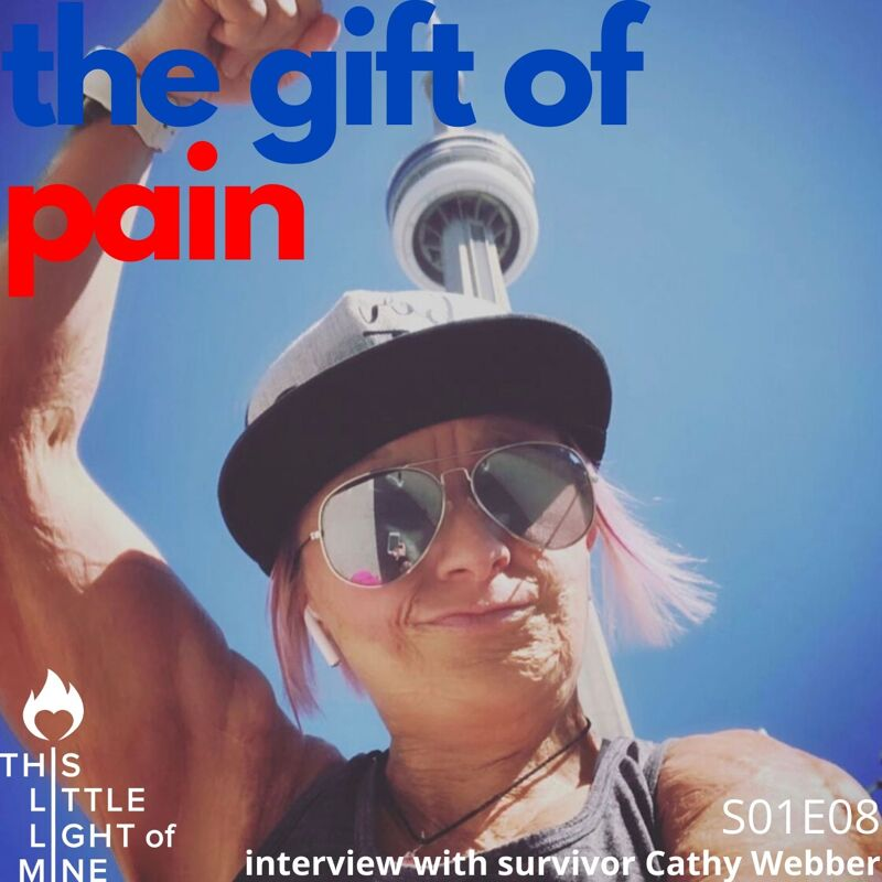 S01E08 - The gift of pain