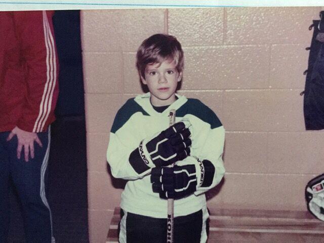 Jimmy 7 hockey