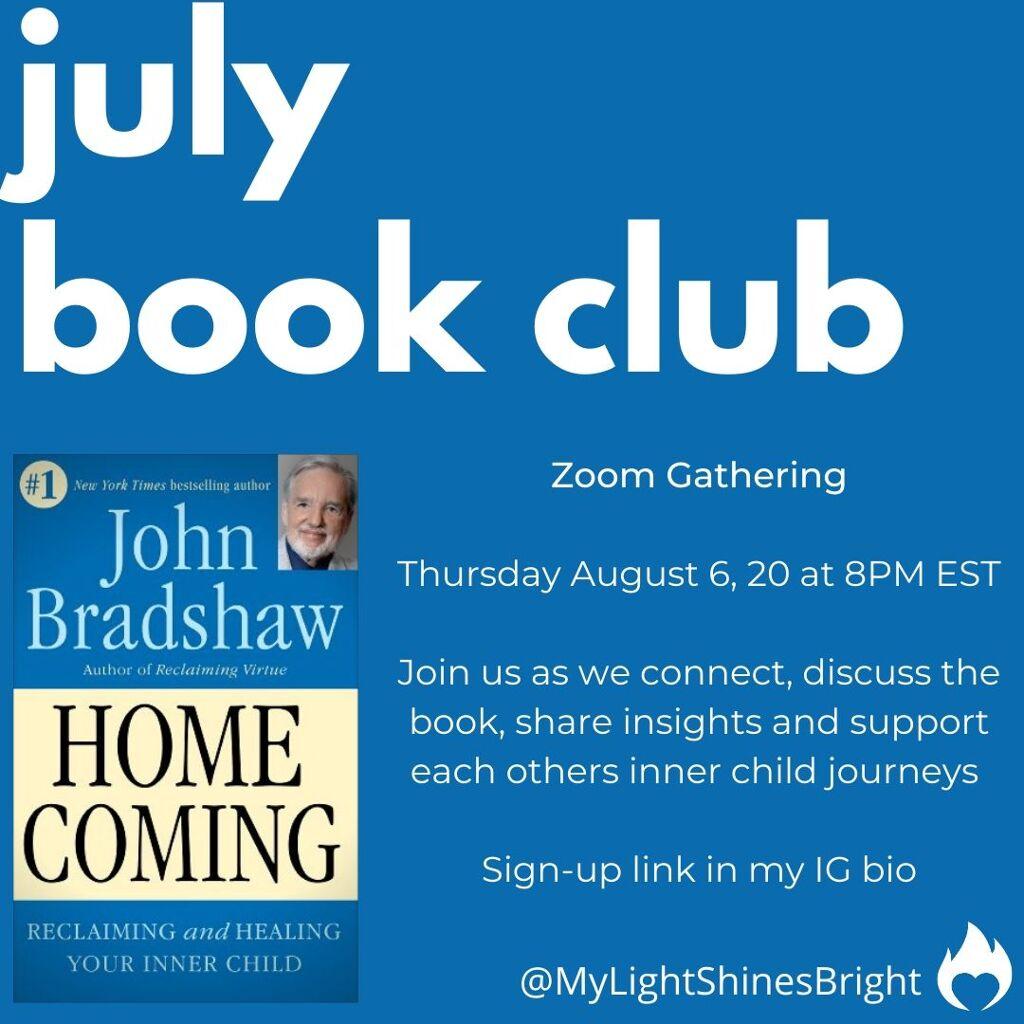 July Book Club - Homecoming
