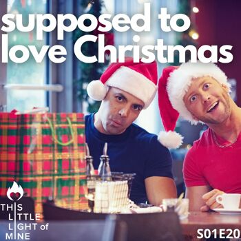 S01E20 supposed to love Christmas