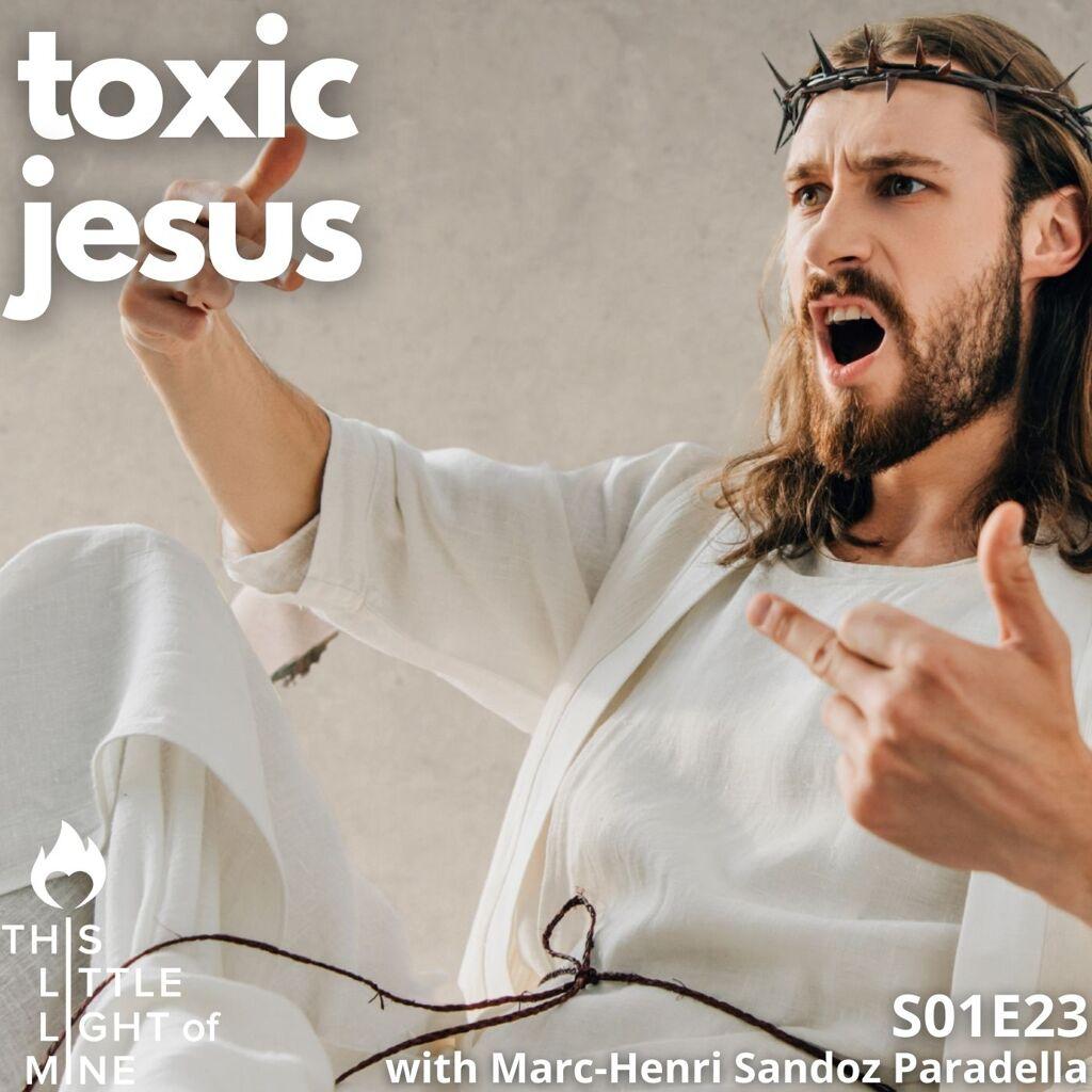 S01E23 Toxic Jesus cover