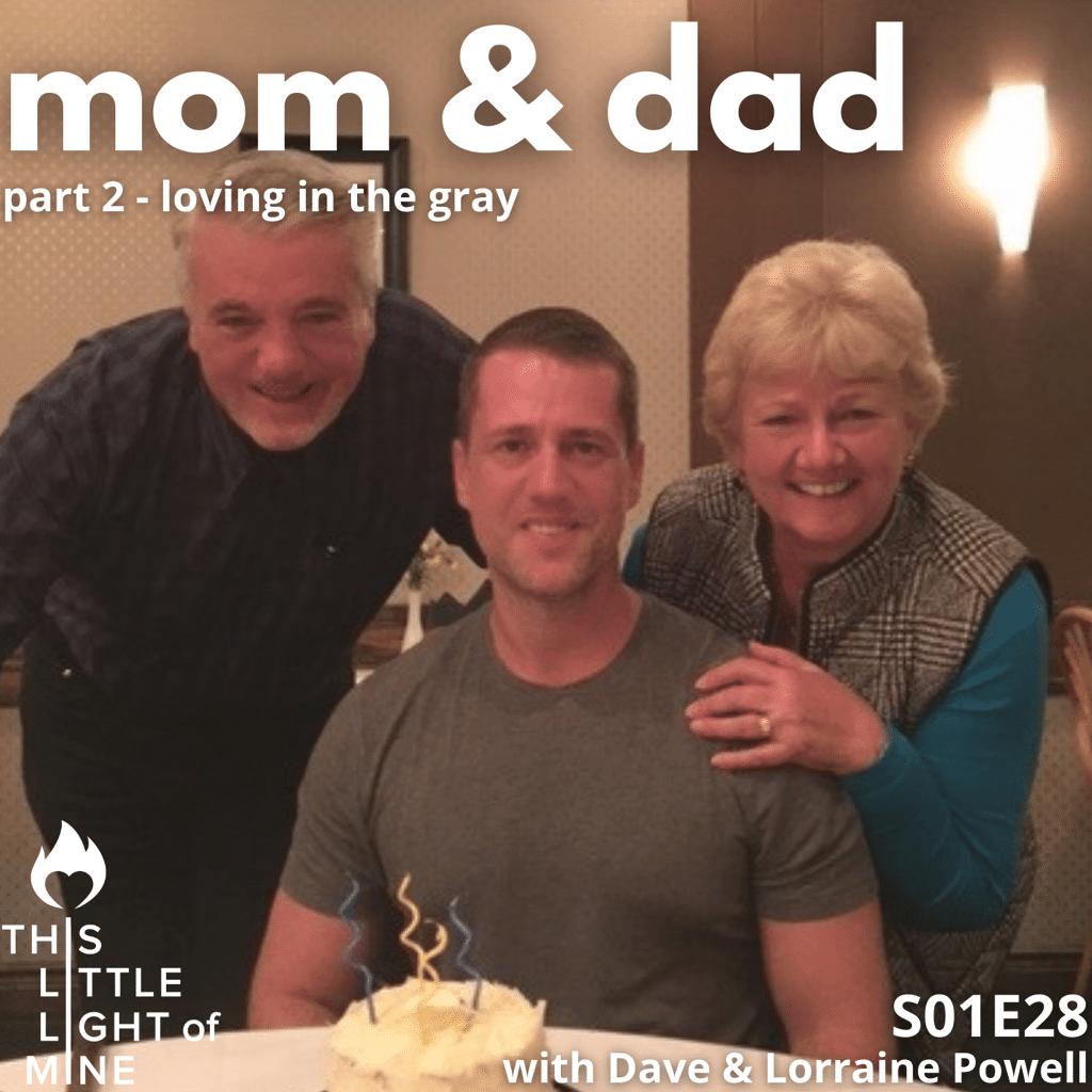 S01E28 Mom & Dad LGBTQ Parents Part 2 episode covers IGP