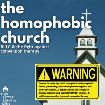 the homophobic church cover