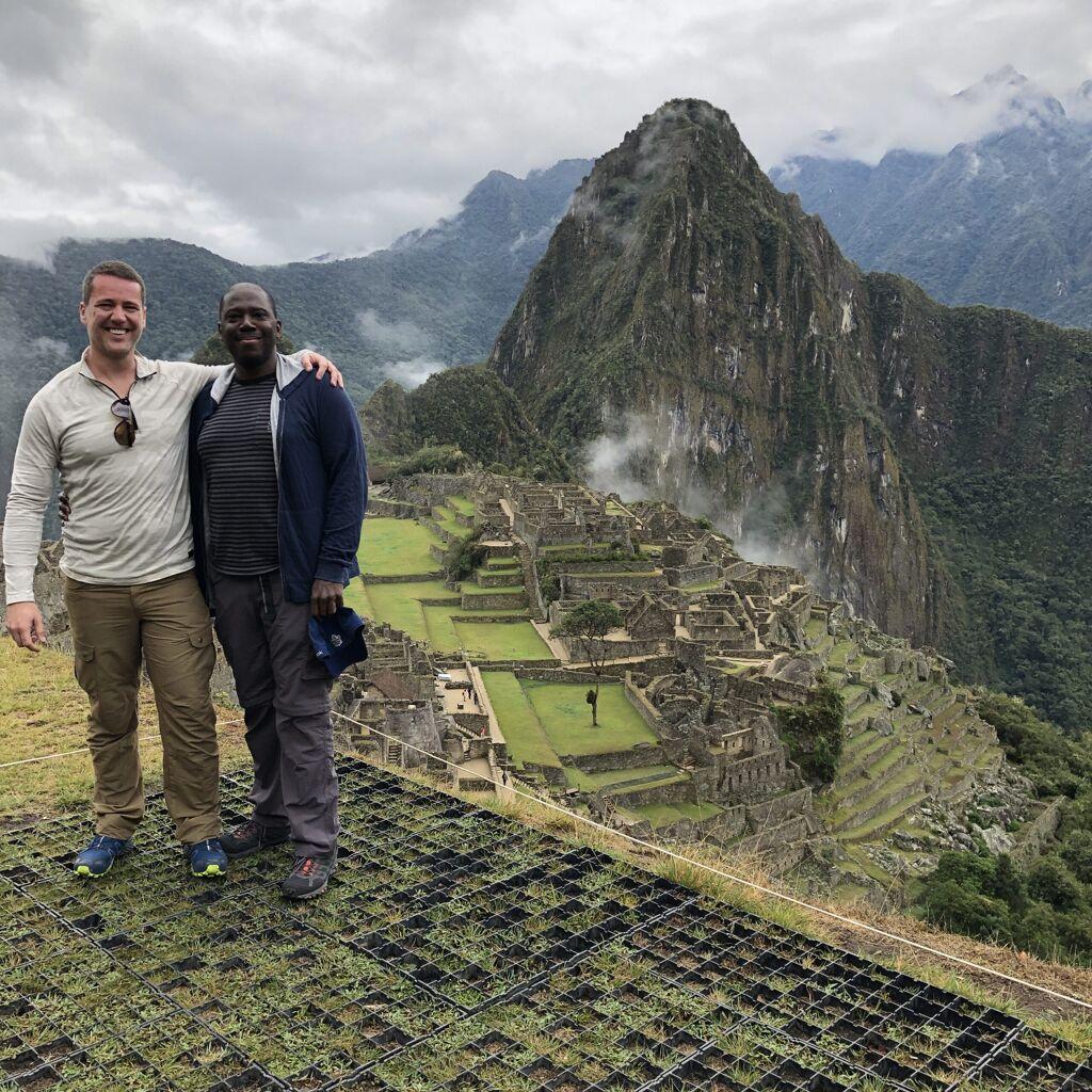 James Brent Out Adventures Peru